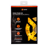 ONIX Fuse G2 Outdoor Pickleball Balls (6 Pack)_7