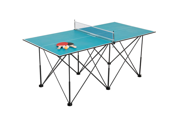Ping Pong 6' Pop Up Table Tennis_1
