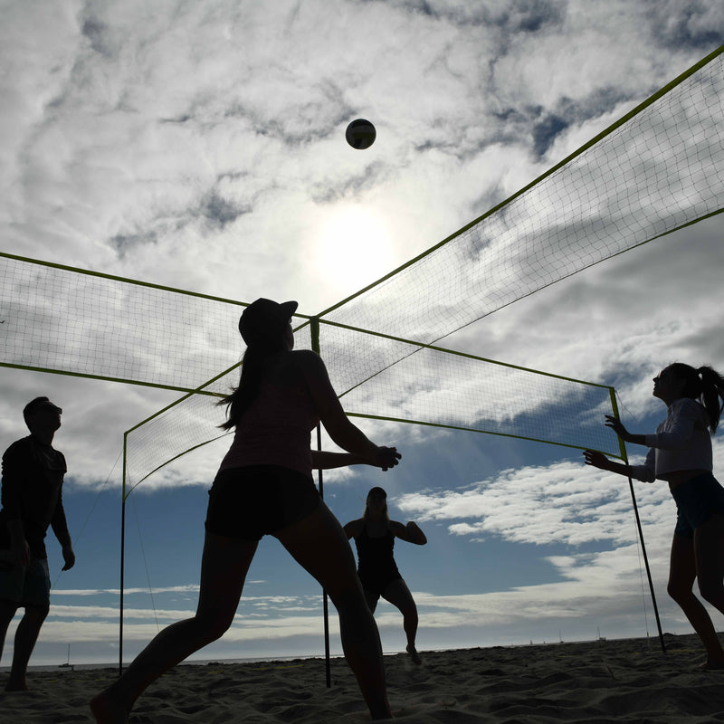 Triumph 4-Square Volleyball/Badminton Combo_12