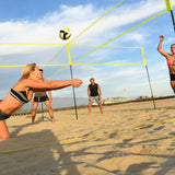 Triumph 4-Square Volleyball/Badminton Combo_8