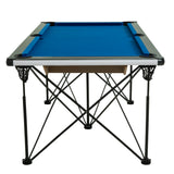 Triumph 6' Pop Up Portable folding Billiard Table_14