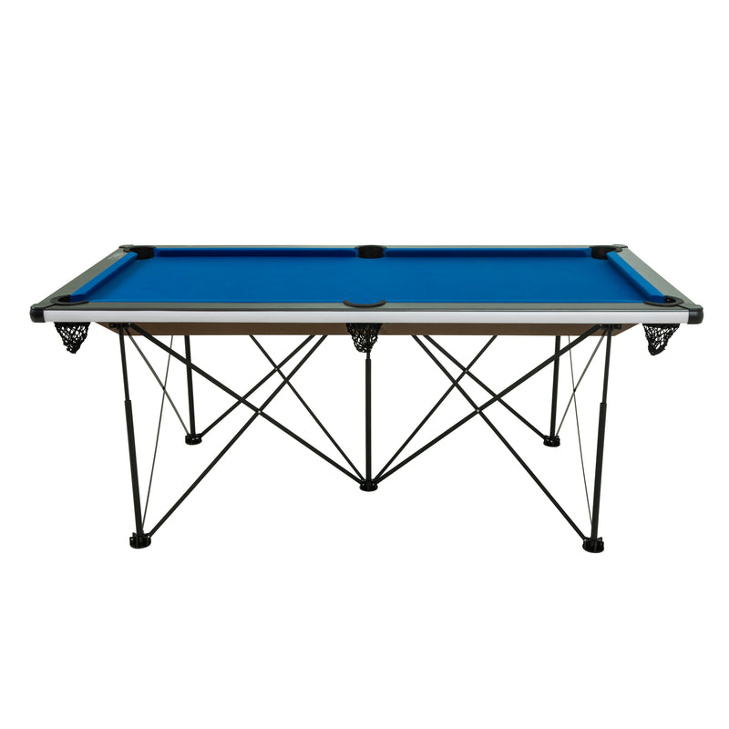 Triumph 6' Pop Up Portable folding Billiard Table_2