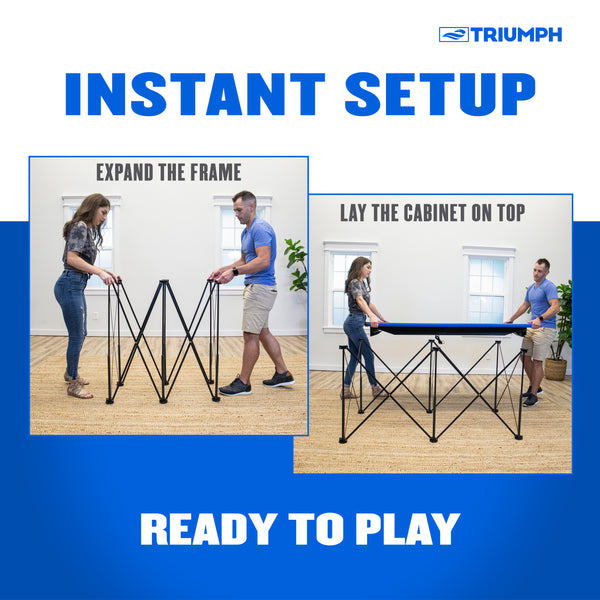 "Triumph 72"" Pop Up Air Hockey Table_2"