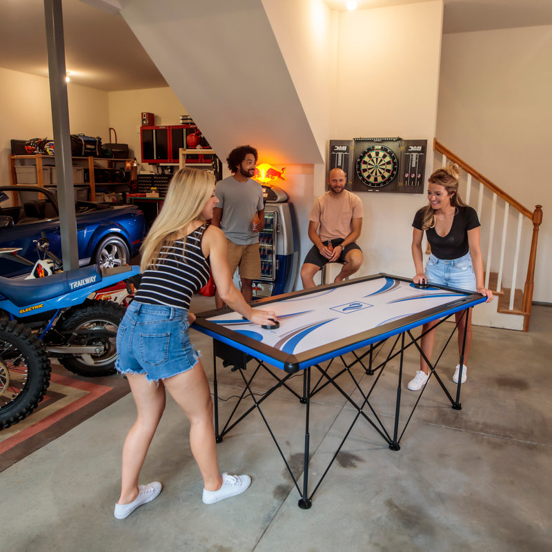 "Triumph 72"" Pop Up Air Hockey Table_8"