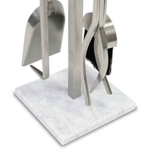 Load image into Gallery viewer, Pilgrim 5 Piece Carrara Marble Tool Set