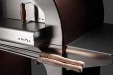 Load image into Gallery viewer, Alfa 4 Pizze 31-Inch Outdoor Wood-Fired Pizza Oven - Copper