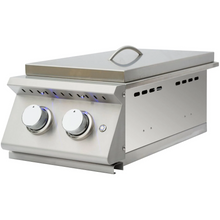 Load image into Gallery viewer, Summerset Sizzler Pro Built-In Double Side Burner