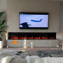"Load and play video in Gallery viewer, Dimplex Opti-Myst Pro 1500 Built-in 60"" Vapor Electric Firebox"