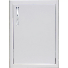 Load image into Gallery viewer, Blaze 21-Inch Right Hinged Stainless Steel Single Access Door - Vertical - BLZ-SV-2417-R