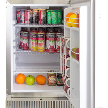 Load image into Gallery viewer, Blaze 20-Inch 4.1 Cu. Ft. Outdoor Rated Compact Refrigerator