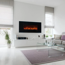 Load image into Gallery viewer, Modern Flames Ambiance CLX2 60-Inch Wall Mount/Built-In Electric Fireplace - AL60CLX2-G