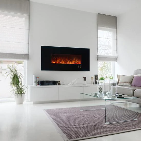 Modern Flames Ambiance CLX2 60-Inch Wall Mount/Built-In Electric Fireplace - AL60CLX2-G
