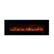 Load image into Gallery viewer, Modern Flames Ambiance CLX2 80-Inch Wall Mount/Built-In Electric Fireplace - AL80CLX2-G