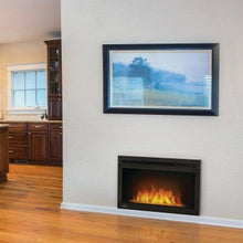 Load image into Gallery viewer, Napoleon Cinema Series Built-In Electric Fireplace