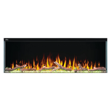Load image into Gallery viewer, Napoleon Trivista 60 Inch 3-Sided Built-In Electric Fireplace - NEFB60H-3SV