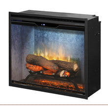 Load image into Gallery viewer, Dimplex - Revillusion 24-Inch Built-In Electric Fireplace - Weathered Concrete Gray