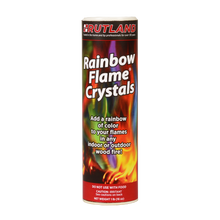Load image into Gallery viewer, Rutland Rainbow Flame Crystals