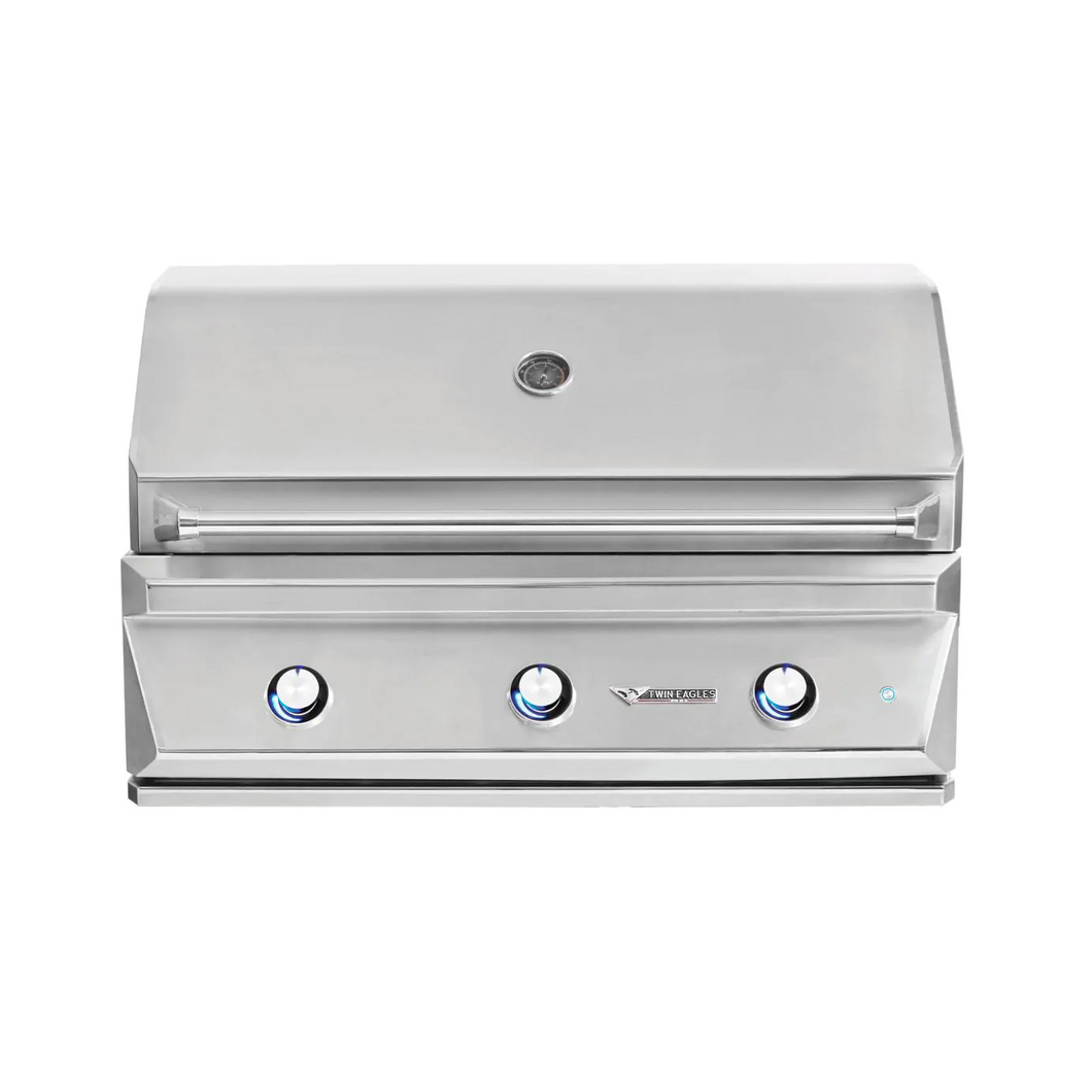 Twin Eagles 42-Inch 3-Burner Built-In Gas Grill