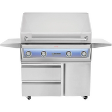 Load image into Gallery viewer, Twin Eagles Eagle One 42-Inch 3-Burner Gas Grill with Sear Zone & Infrared Rotisserie Burner On Deluxe Cart