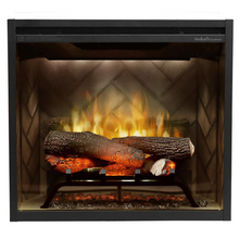 Load image into Gallery viewer, Dimplex - Revillusion 24-Inch Built-In Electric Fireplace - Herringbone Brick