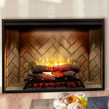 Load image into Gallery viewer, Dimplex - Revillusion 42-Inch Built-In Electric Fireplace - Herringbone Brick