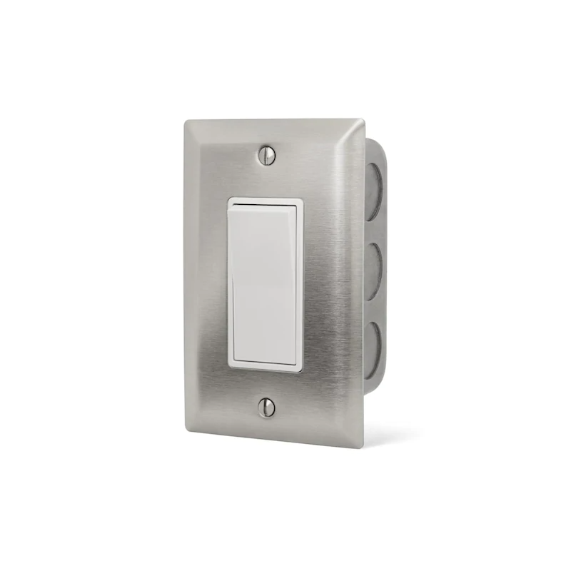 Infratech Single On/Off Wall Switches