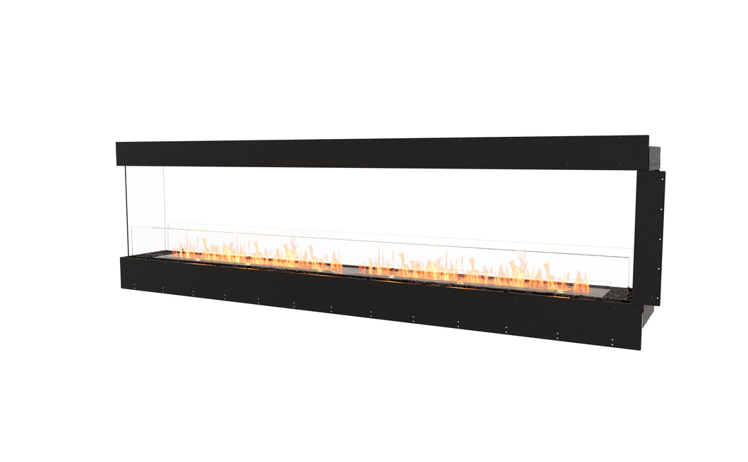 EcoSmart Flex 104PN Peninsula Fireplace