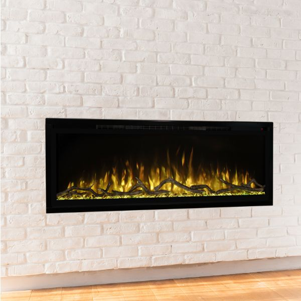 Modern Flames Spectrum Slimline Wall Mount/Recessed Electric Fireplace