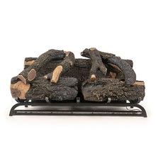 Load image into Gallery viewer, Modern Flames 26-Inch Sunset Charred Oak Electric Log Set