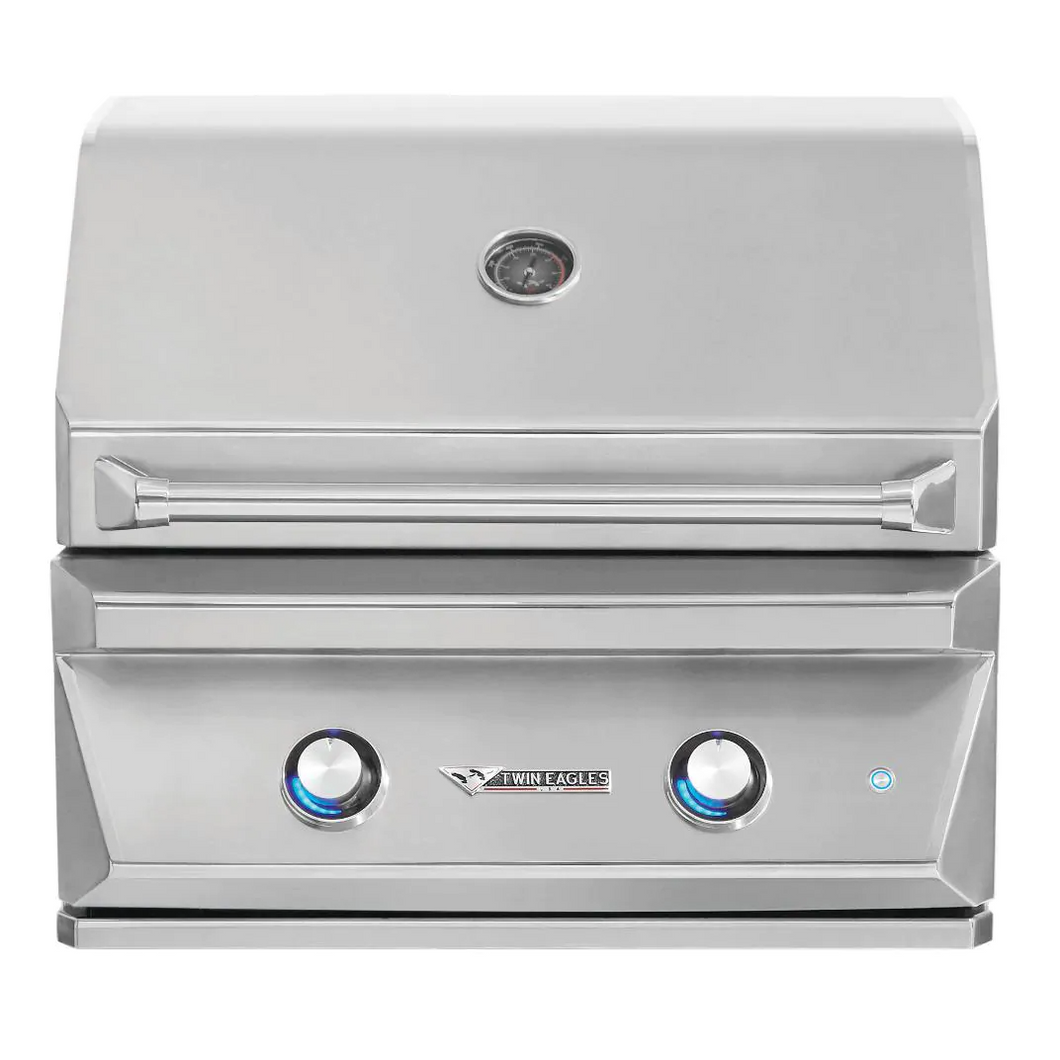Twin Eagles 30-Inch 2-Burner Built-In Gas Grill