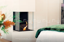 Load image into Gallery viewer, EcoSmart Flex 42BY Bay Fireplace