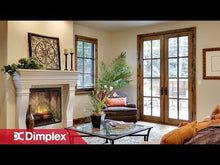 Load and play video in Gallery viewer, Dimplex - Revillusion 42-Inch Built-In Electric Fireplace - Herringbone Brick