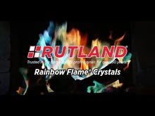 Load and play video in Gallery viewer, Rutland Rainbow Flame Crystals