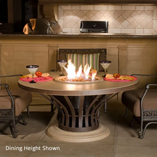 Load image into Gallery viewer, American Fyre Designs Fiesta Gas Fire Pit Table