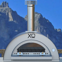 Load image into Gallery viewer, XO 40 Inch Wood-Fired Pizza Oven On Cart