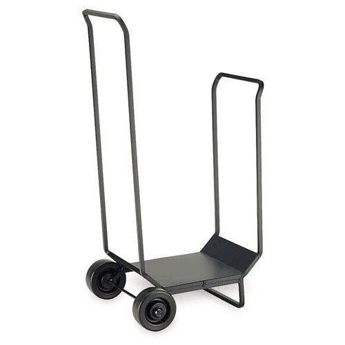 Pilgrim Traditional Matte Black Wood Cart