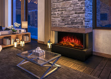 Load image into Gallery viewer, Modern Flames Sedona Pro Muti Sided 3-Sided Electric Fireplace