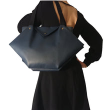 Load image into Gallery viewer, Sac Berlingo Textile-Nada Bags Paris | navy
