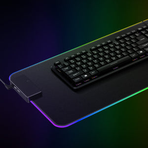 BX05 RGB Gaming Mouse Pad