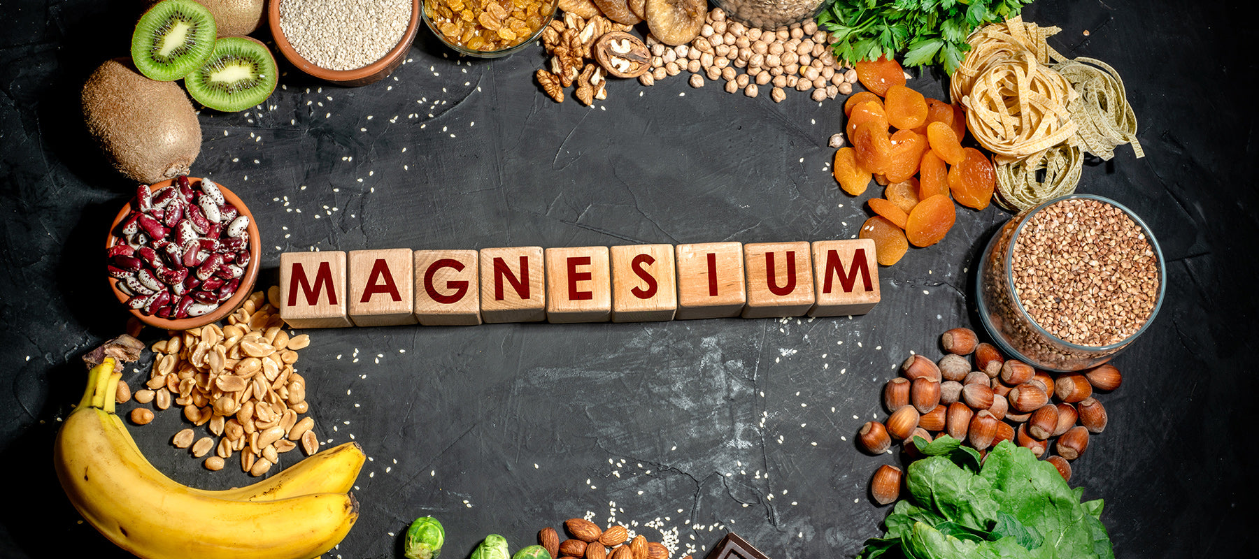 Magnesium: A Metabolic Workhorse Key To Longevity, You May Be Missing