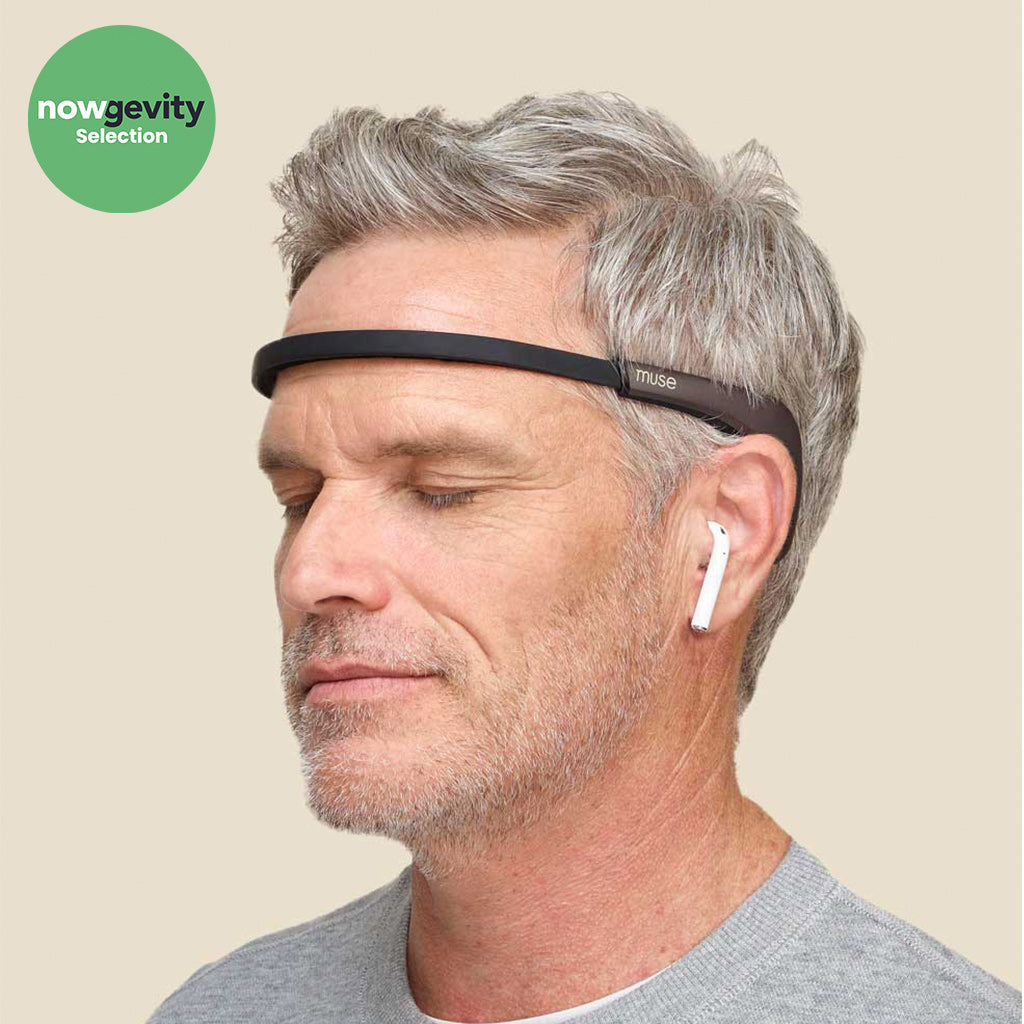 Muse 2: Brain Sensing Headband - Tech Enhanced Meditation