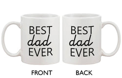 Father's Day Mug for Dad - Best Dad Ever. Father's