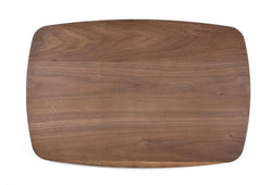 "Arched Walnut Cutting Board (10.5"" x 16"")"