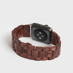 Wood Apple Watch Band