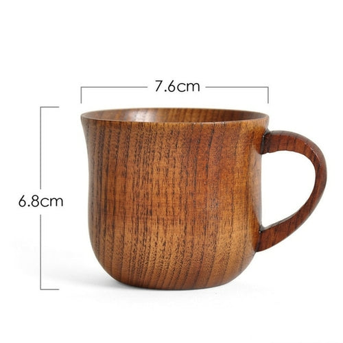 Bamboo Wooden Cup
