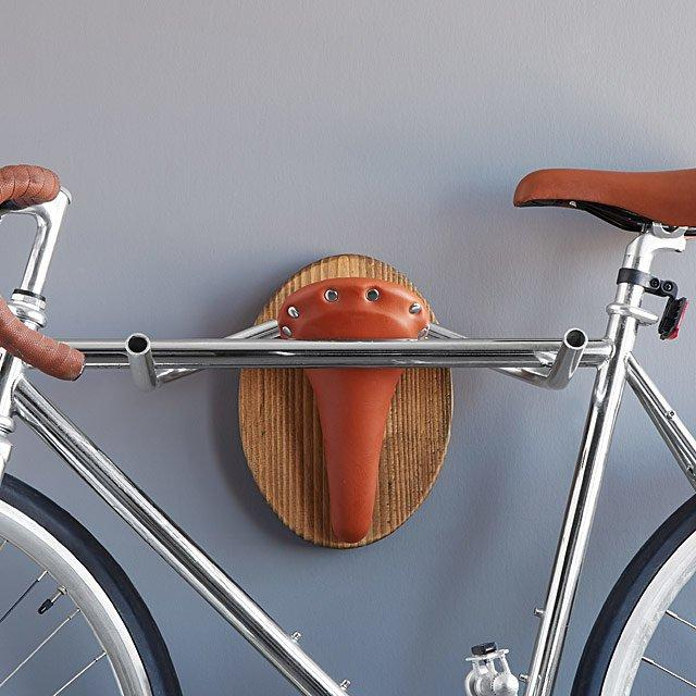 Bike Rack Bicycle Taxidermy