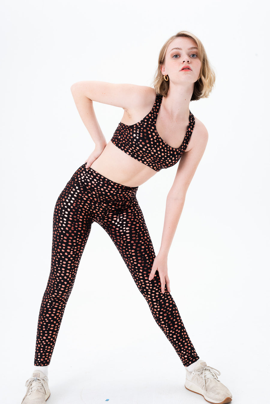 Belle High Waisted Legging