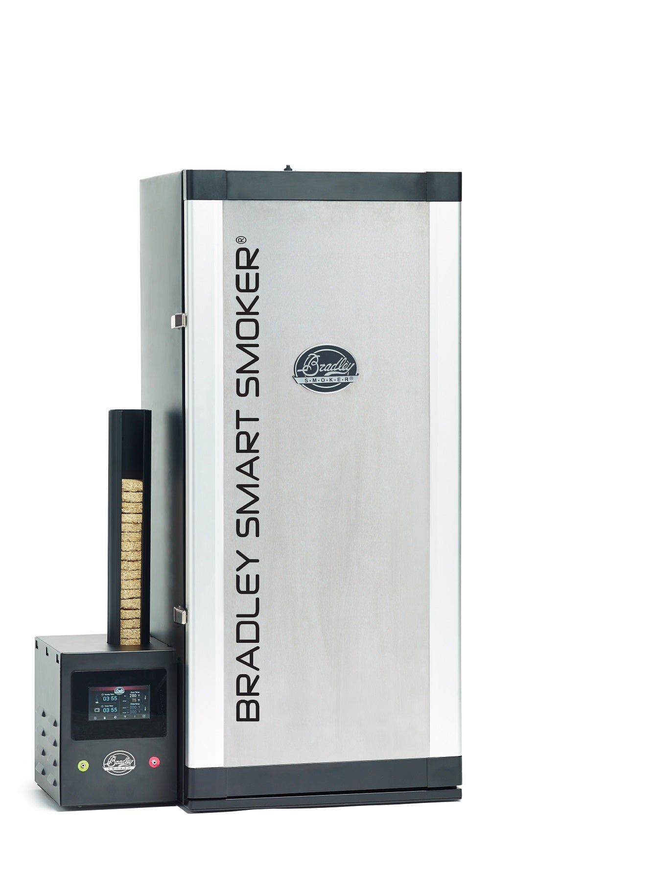 Bradley Smart Smoker Second 001