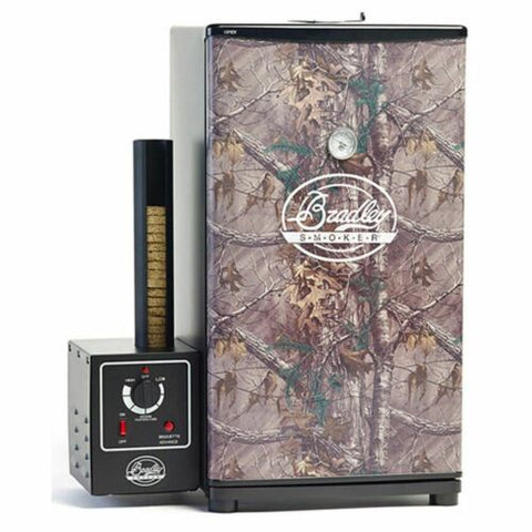 Bradley Realtree 4 Rack Ex Demo 001