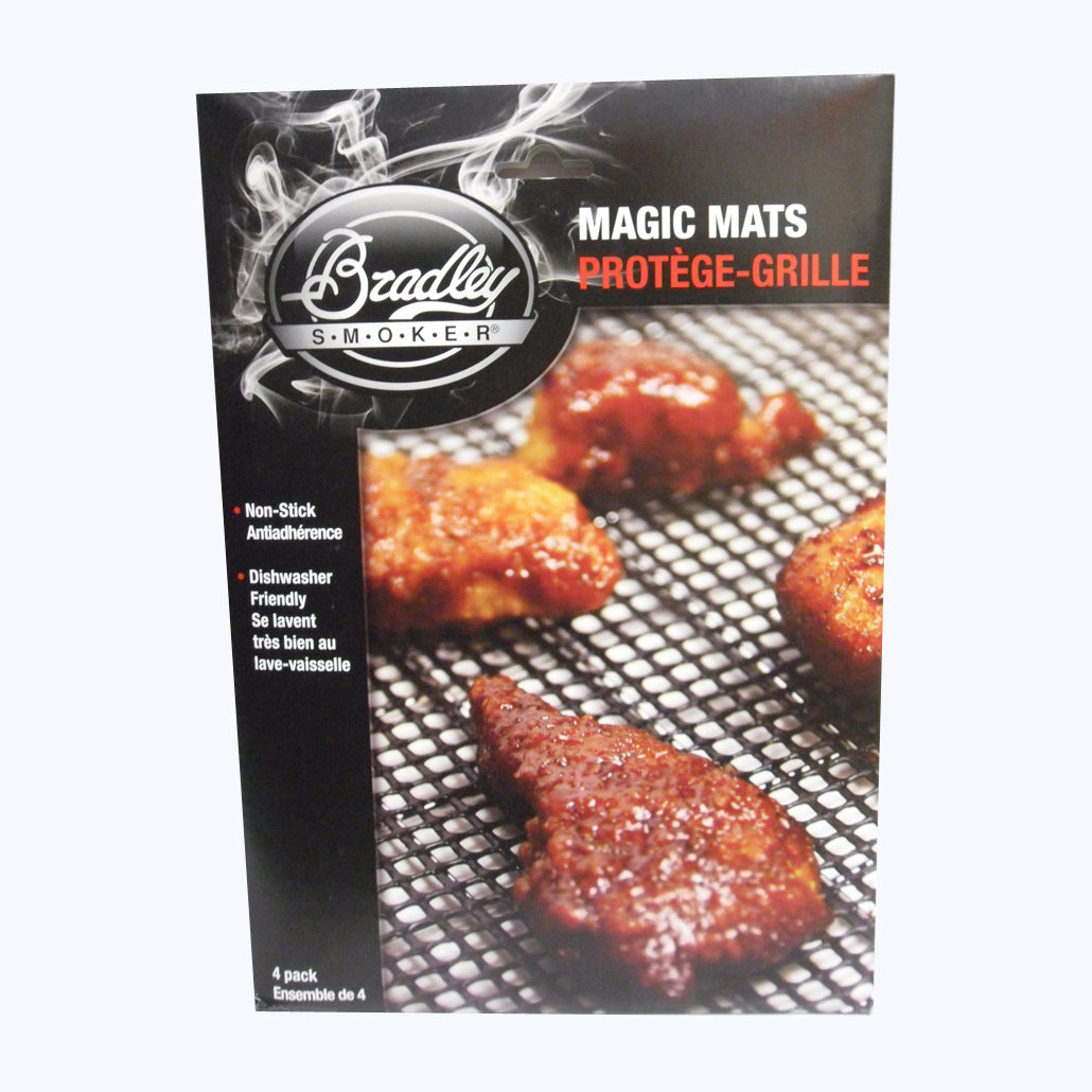 Bradley Magic Mats (set of 4)